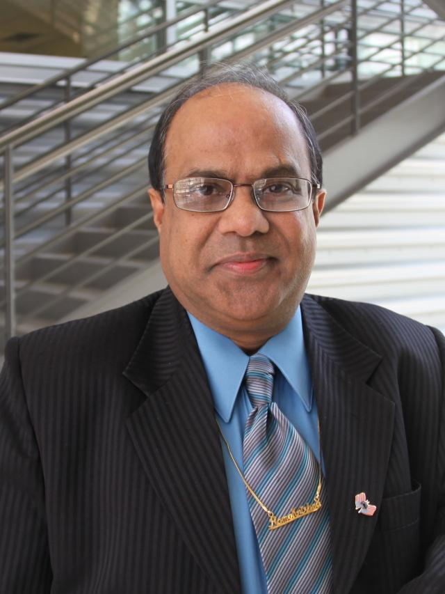 Professor Rama Yedavalli