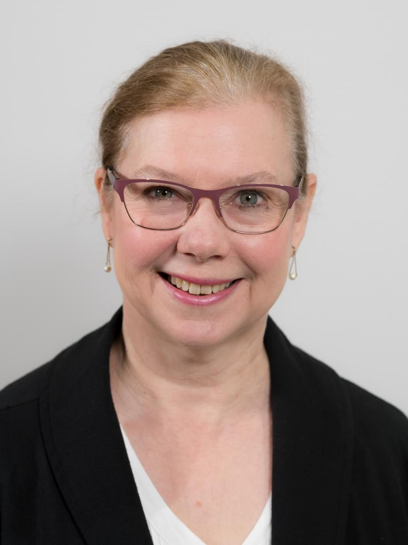 Betty Lise Anderson in 2018