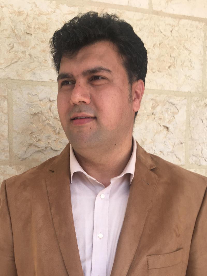 Baha Alzalg's photo