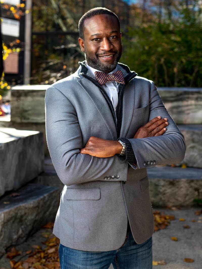 Kareem M. Usher, Ph.D.