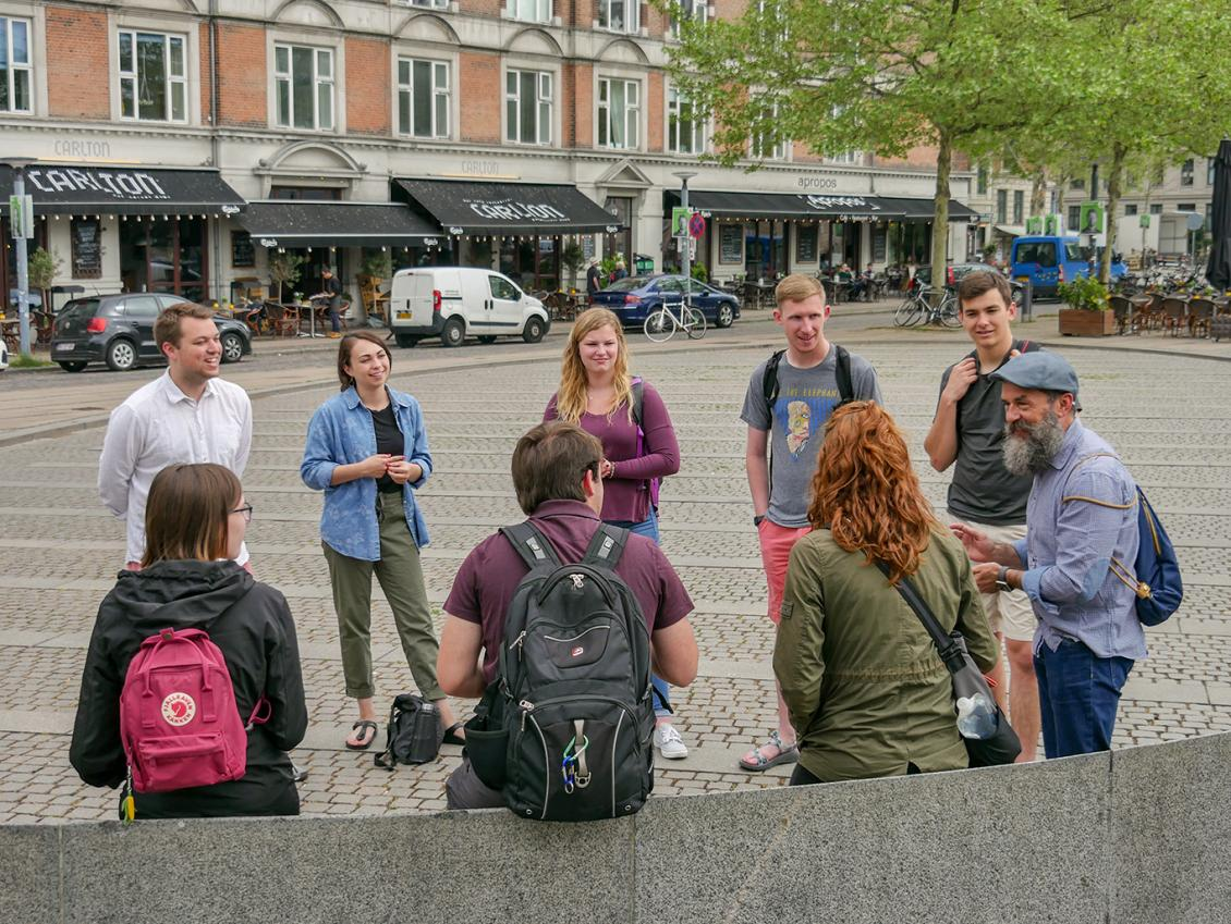 Meatpacking District, Copenhagen Denmark, Study Abroad Program 2019