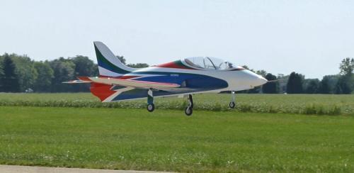 Avanti high-speed research aircraft